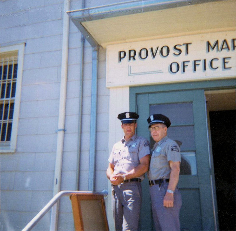 Provost Marshall Office