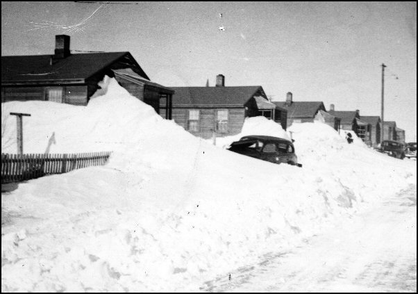 Blizzard of '49 pictures