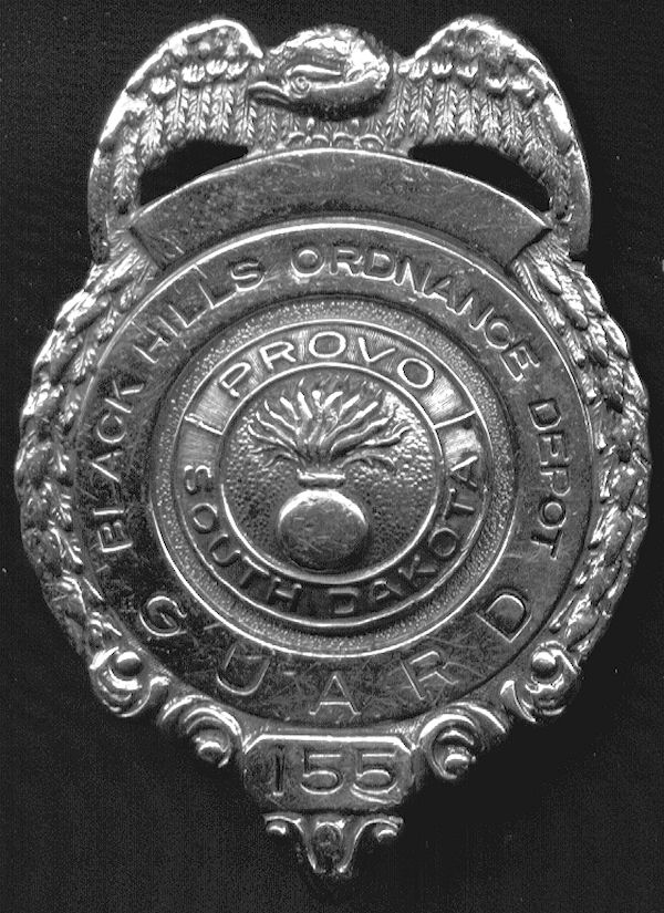 guard badge