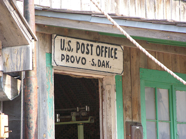 Provo Post Office