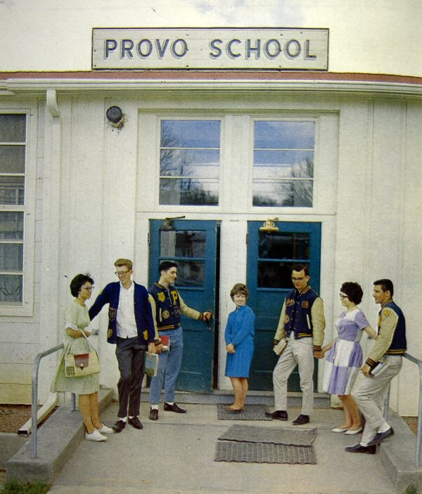 image of Provo School
